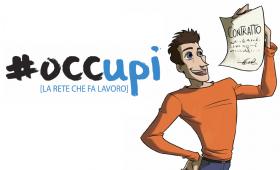 "Project ""#occUPI: The network that creates work "" Prato and Livorno 2013"