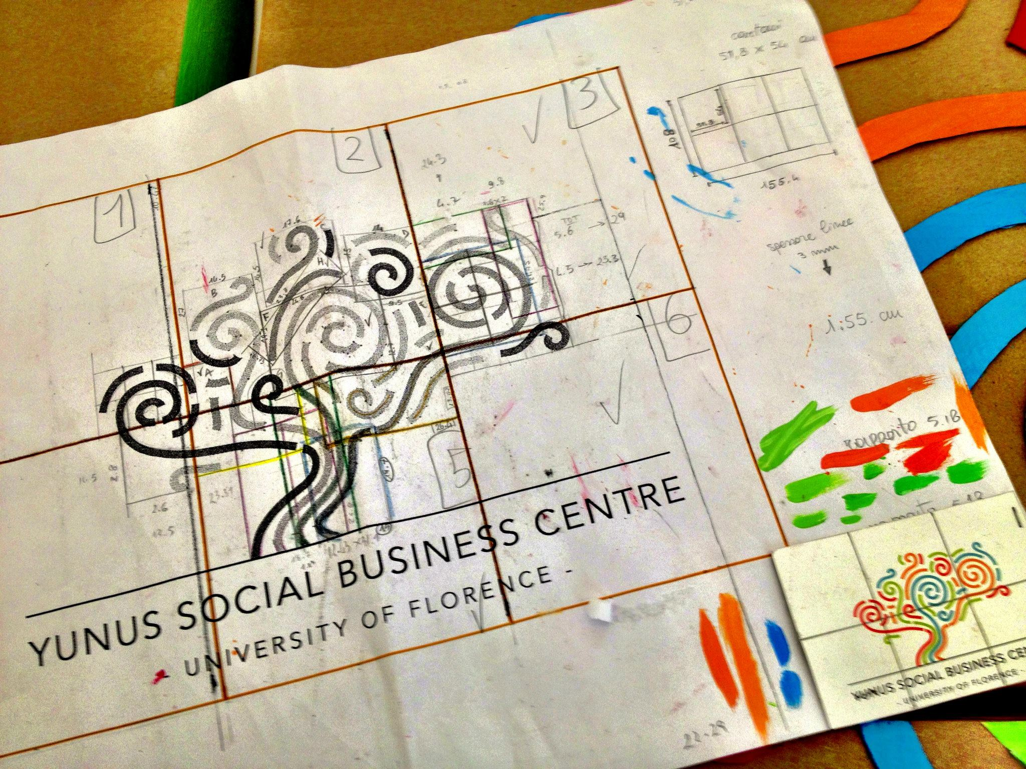 Internship at ARCO and Yunus Social Business Centre University of