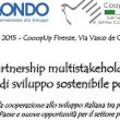 ARCO at the Conference: Una partnership multi-stakeholder per l'agenda di sviluppo sostenibile post 2015