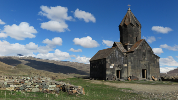 ecotourism development armenia