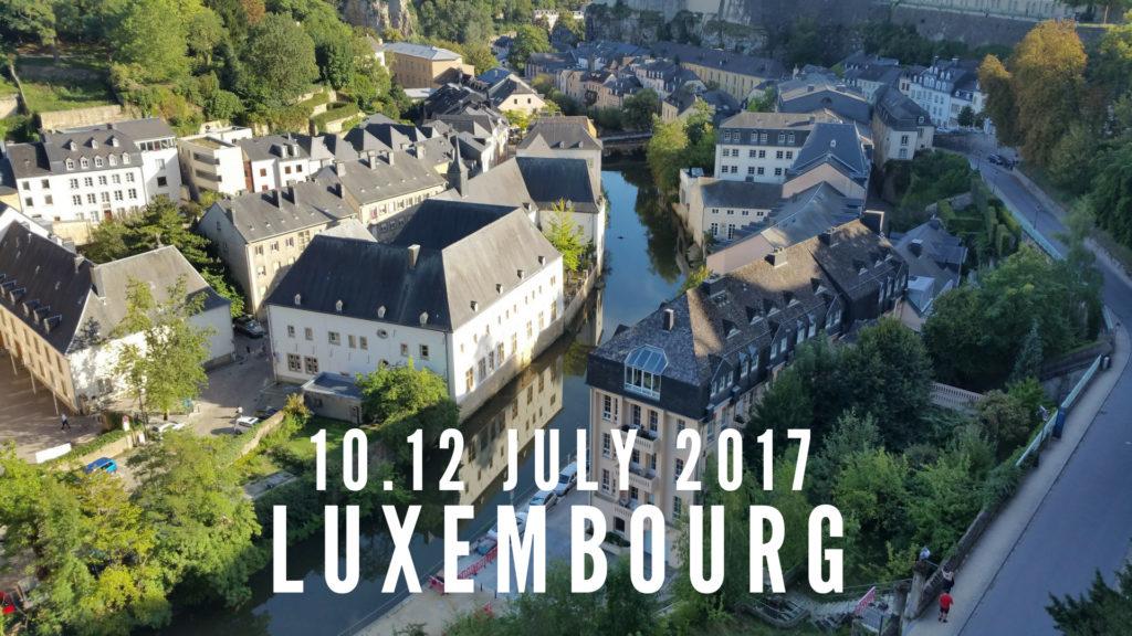 Summer School Luxembourg