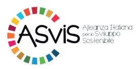 asvis alleanzo per lo sviluppo sostenibile abbiamo lavorato con