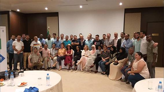 algeria capdel programma di incubazione dei progetti associativi per rafforare lo sviluppo democratico partecipativo