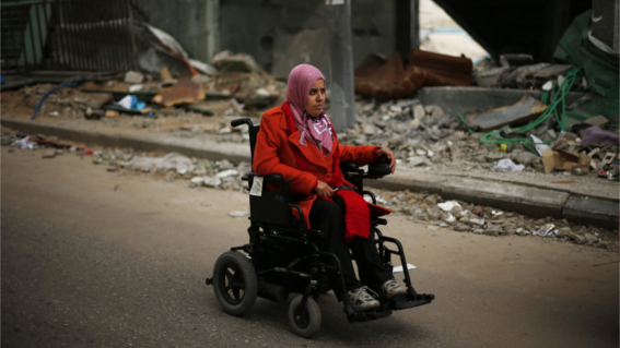 inclusion women with disabilities ricerca emancipatoria inclusione donne in Palestina