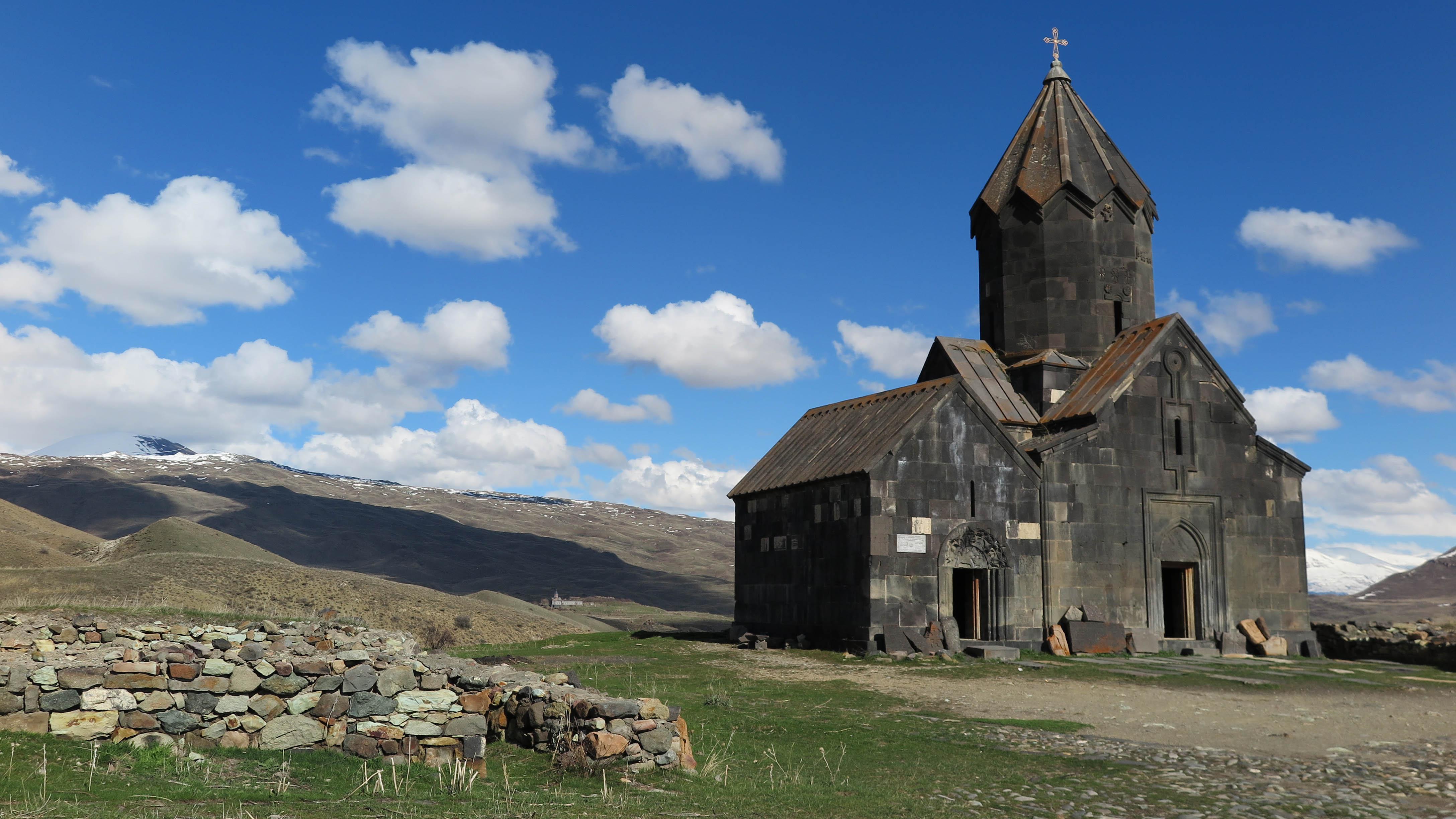 sviluppo ecoturismo in armenia