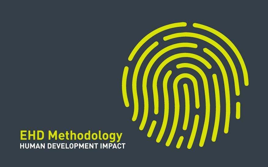 EHD impatto sviluppo umano indice metodologia valutazione monitoraggio human development arco arcolab research ricerca