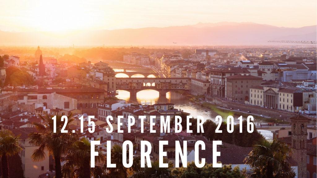 Summer School Florence 2