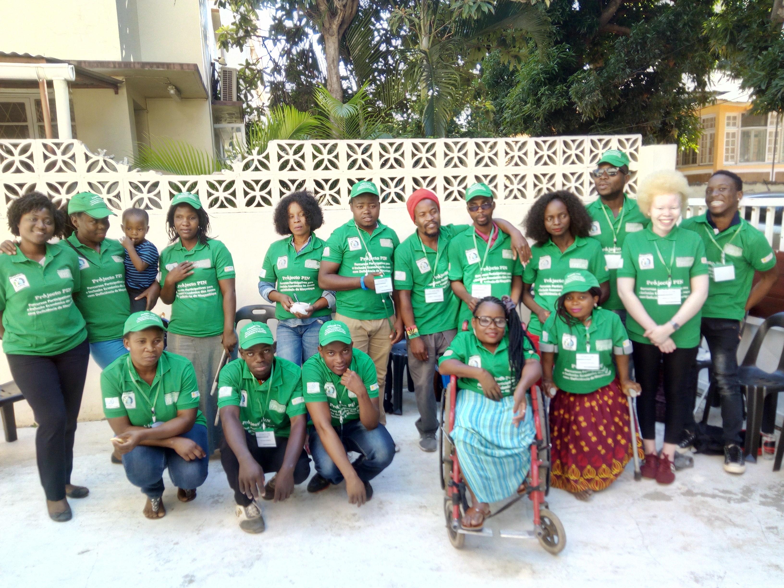 emancipatory research mozambico disabilità formazione arco