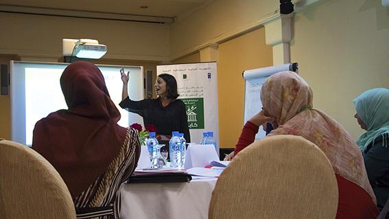 CapDeL progetto perla democrazia partecipativa e lo sviluppo locale per il miglioramento dell'accesso ai servizi pubblici e meccanismi di governance Algeria