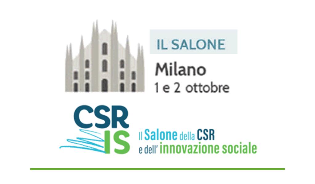 Salon della CSR Milano ARCO presenta il lavoro sul Bilancio Sociale e la valutazione di impatto