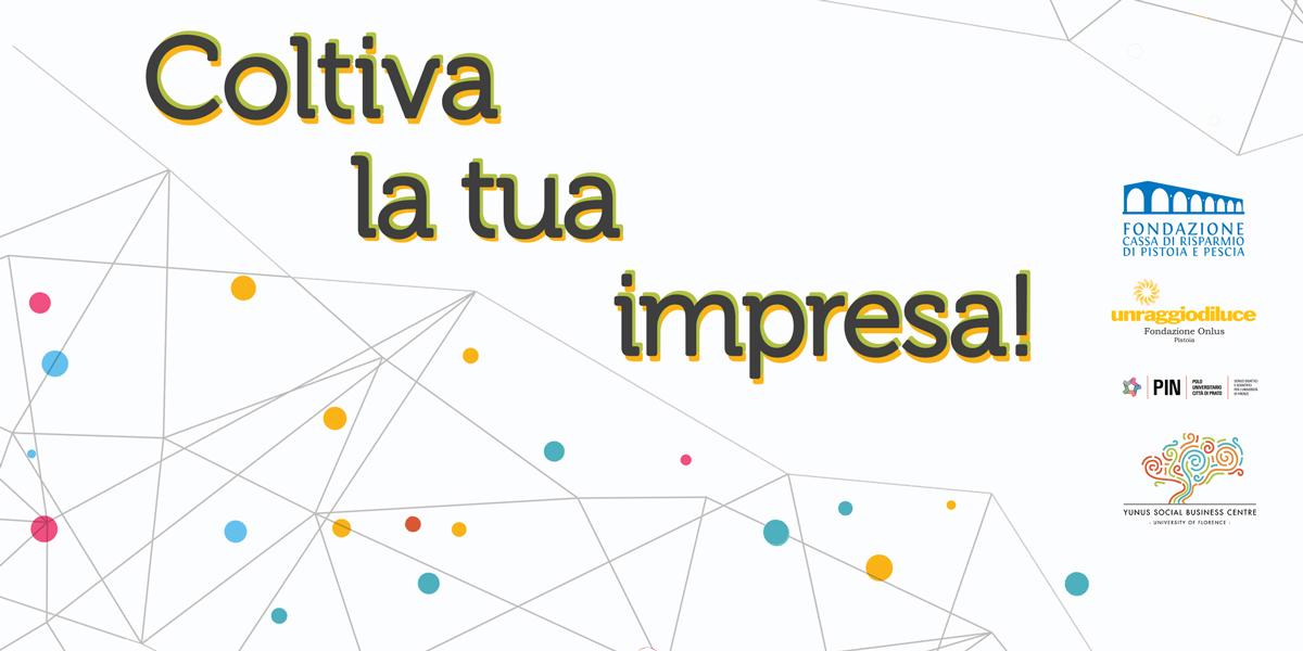 coltiva la tua impresa percorso imprenditri per imprese sociali Pistoia e nel pistoiese eocnomia social social economy