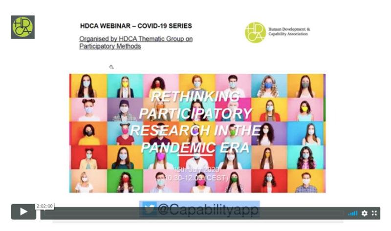rethingi participatory research arco ricerca metodi partecipativi