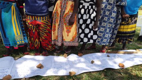 women donne donna salute riproduttiva sessuale sexual health community health insurance mutue sanitarie senegal